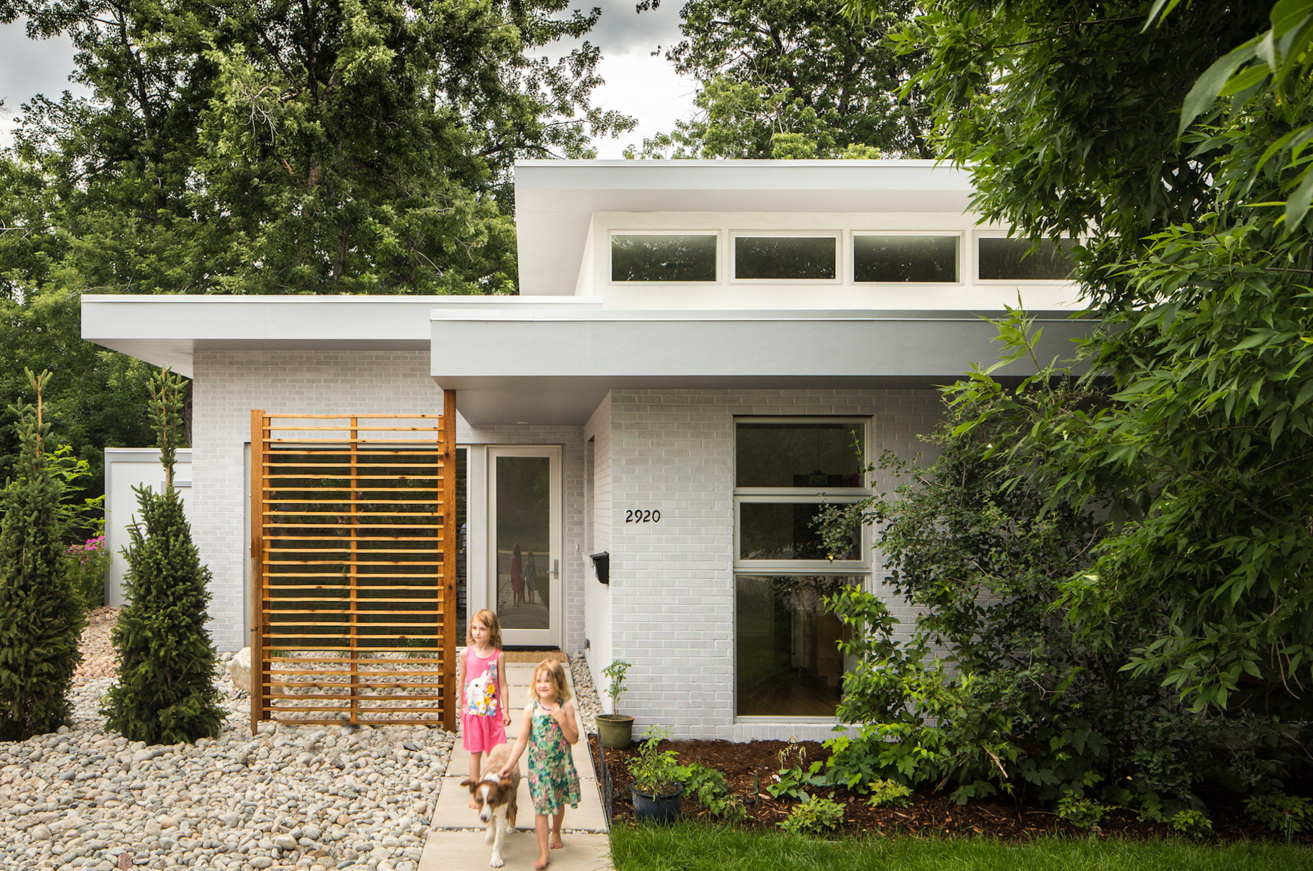 Reduce Reuse Remodel by Renée del Gaudio Architecture