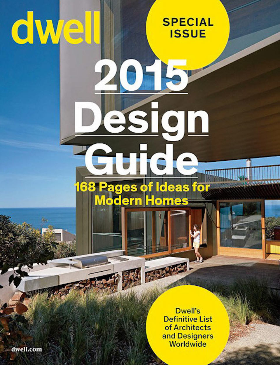 Dwell magazine Design Guide featuring Renée del Gaudio Architecture.