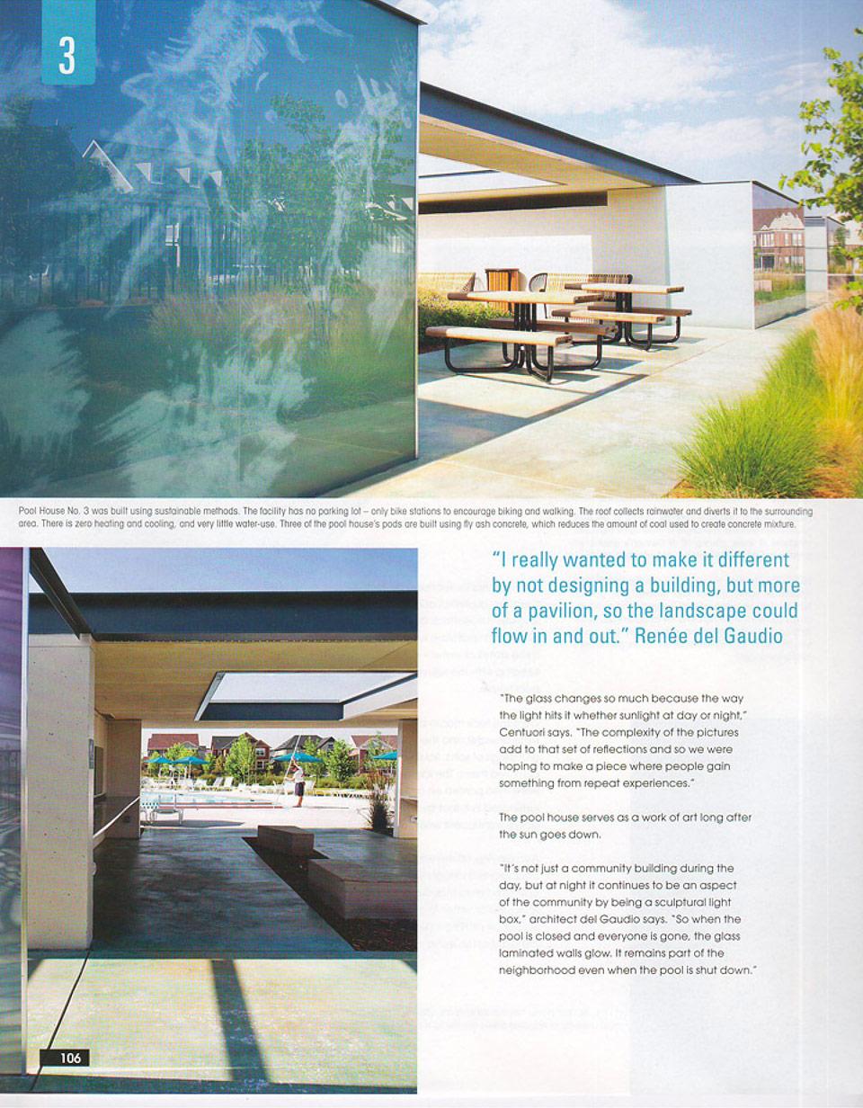 Modern In Denver | Press for Renée del Gaudio Architecture.